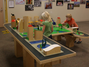 Alexander Calder interactive childrens exhbite